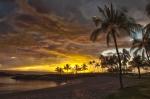 Pixel That Blog- Hawaiian Sunset at Ko Olina Oahu