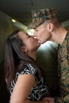 Pixel That Blog-Operation Love Reunited - Marine leaving to War