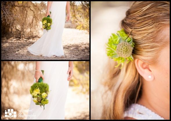 Bride - Wedding Details - Joshua Tree California Elopment
