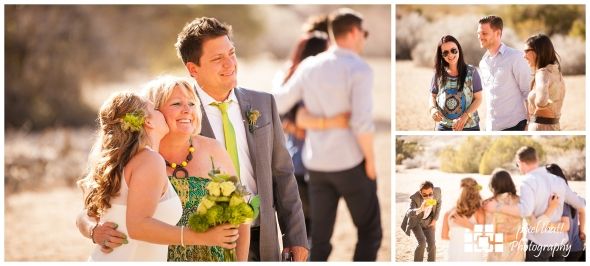 Bride - Wedding Details - Joshua Tree California Elopment