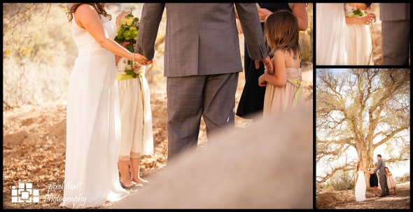 Happy Family - Wedding Details - Joshua Tree California Elopment