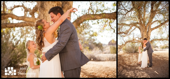 Man and wife - Wedding Details - Joshua Tree California Elopment