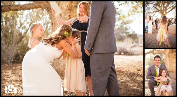 The 2nd Kiss - Wedding Details - Joshua Tree California Elopment