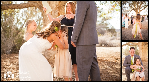 The 2nd Kiss - Wedding Details - Joshua Tree California Elopment