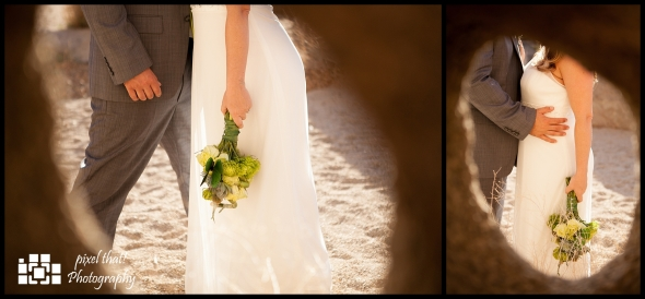 Bride - Wedding Details - Joshua Tree California Elopment 2