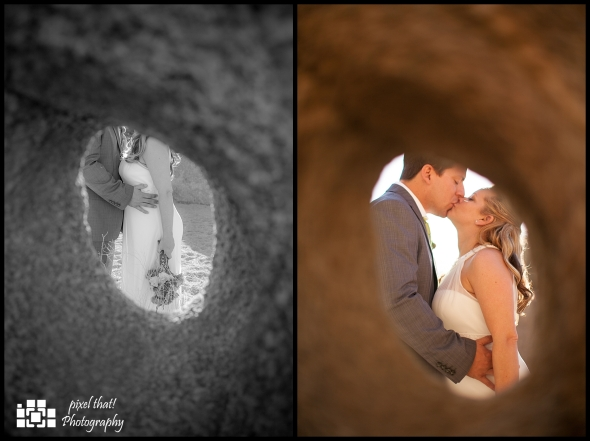 Bride & Groom - Wedding Details - Joshua Tree California Elopment