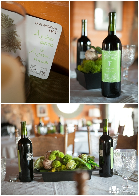 Food & Wine - Wedding Details - Joshua Tree California Elopment